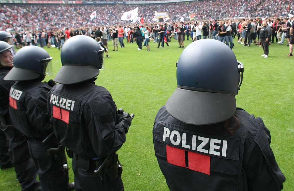 Polizeieinsatz Dieburg