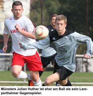 Münster Verschenkt